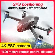 M1 Drone GPS Quadcopter con videocamera 4K HD 1.6KM WIFI Live video 1.6KM controllo distanza volo 25 minuti drone con Drone fotocamera