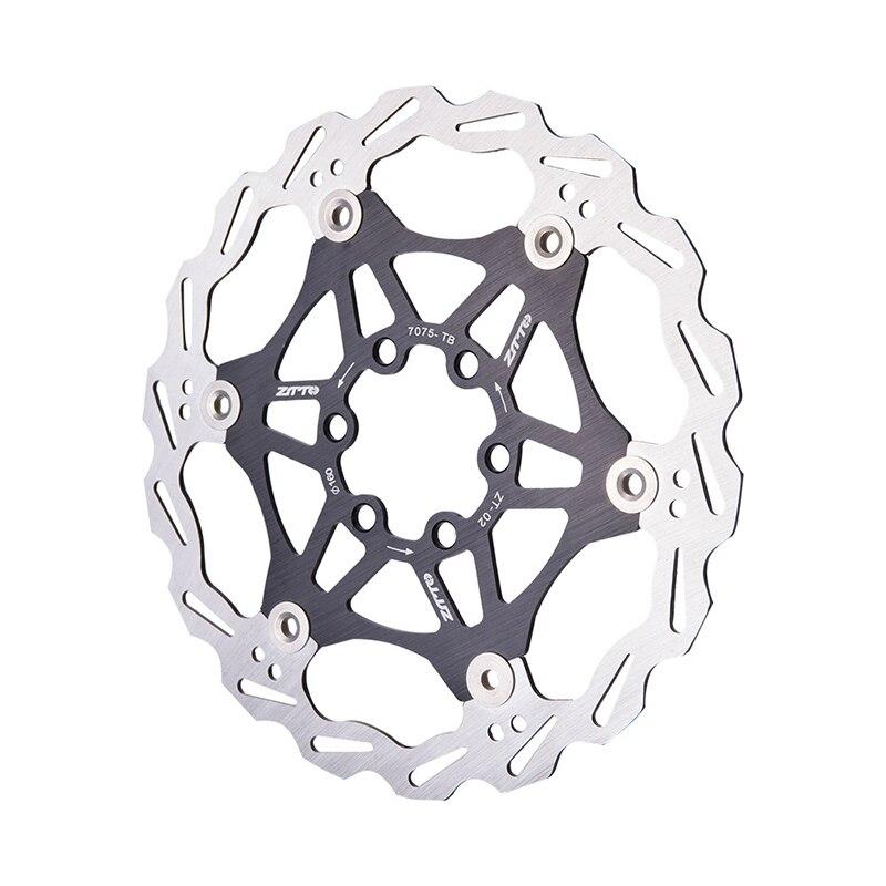 180mm MTB Bike Brake Floating Rotor Stainless Steel Bicycle Disc Brake Rotor