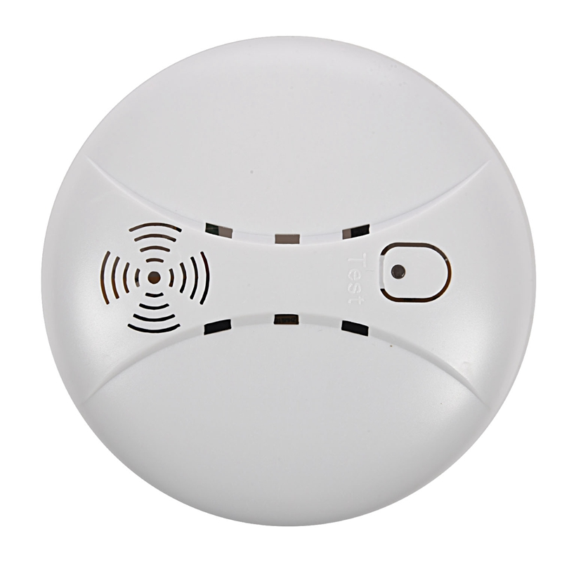 ABKT-Wireless Fire Smoke Detector WIFI GSM Home Security Smoke Alarm Sensor