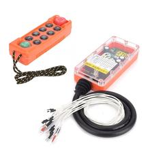 цена на H23-C++E Industrial Hoist Crane Remote Controller Switches 1 Transmitter + 1 Receiver