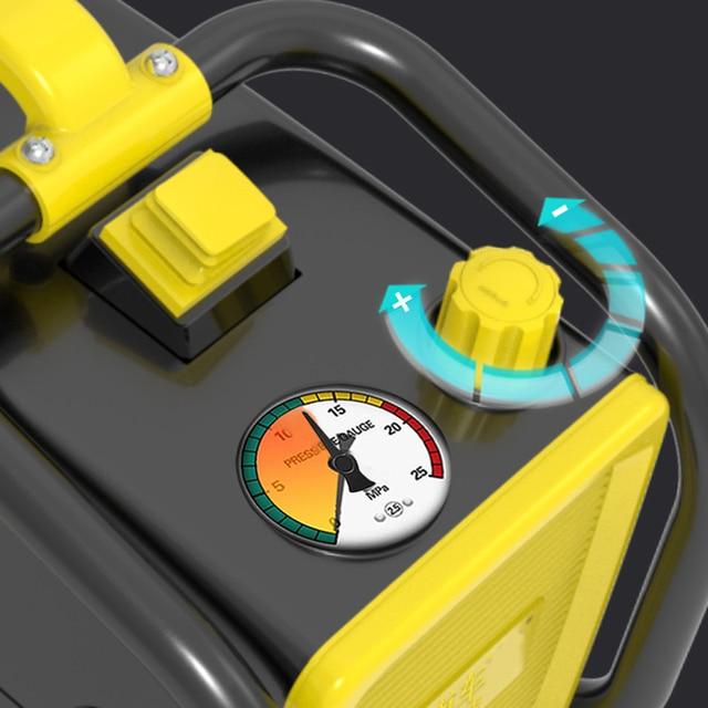 3000W Household High Pressure Car Washing Machine Portable Car Washer Car Washing Water Gun Foam Generator Auto Accessories 4