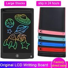 Tavoletta digitale LCD portatile intelligente da 8.5 pollici originale tavoletta grafica grafica grafica per scrittura a mano per regalo per bambini