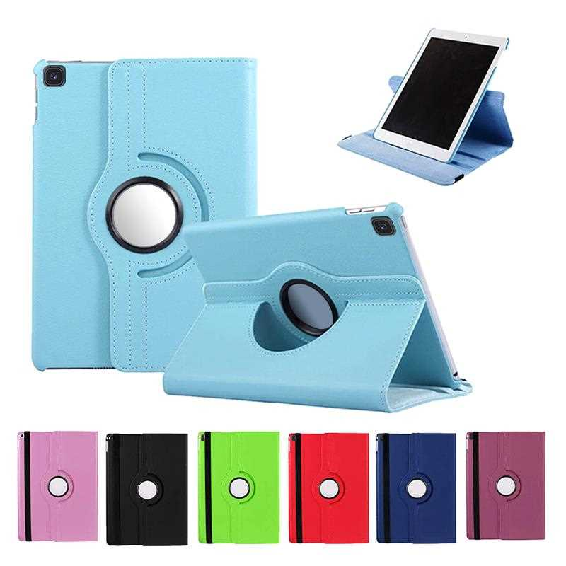 Joomer Fashion 360 Rotate Stand Case For Samsung Galaxy Tab S5e T720 T725 Tablet Case Cover-0