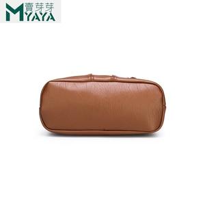 Image 5 - Maiyaya 브랜드 부드러운 pu 가죽 여성 핸드백 대용량 어깨 가방 고품질 디자이너 숙녀 손 가방 여성 2019
