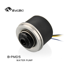 Bykski lowara D5ポンプ、最大流量1100L/h、出力ヘッド3.8メートル、ハンガリーD5ポンプ、b PMD5