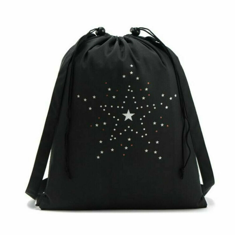 Limit 100 Sell At A Loss WOMEN DRAWSTRING BACKPACK BAG - SCHOOL GYM SPORTS PE BOOKS DANCE - RUCKSACK NEW