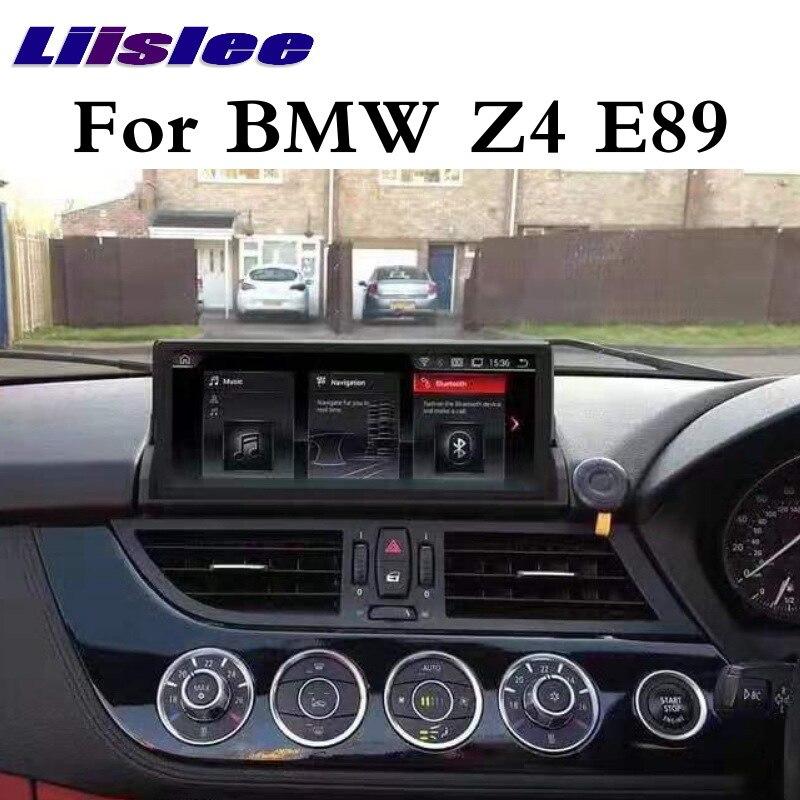 Us 786 1 30 Off For Bmw Z4 E89 2009 2016 Cic Nbt Liislee Tire Pressure Car Multimedia Carplay Adapter Player Gps Audio Radio Navigation Navi On