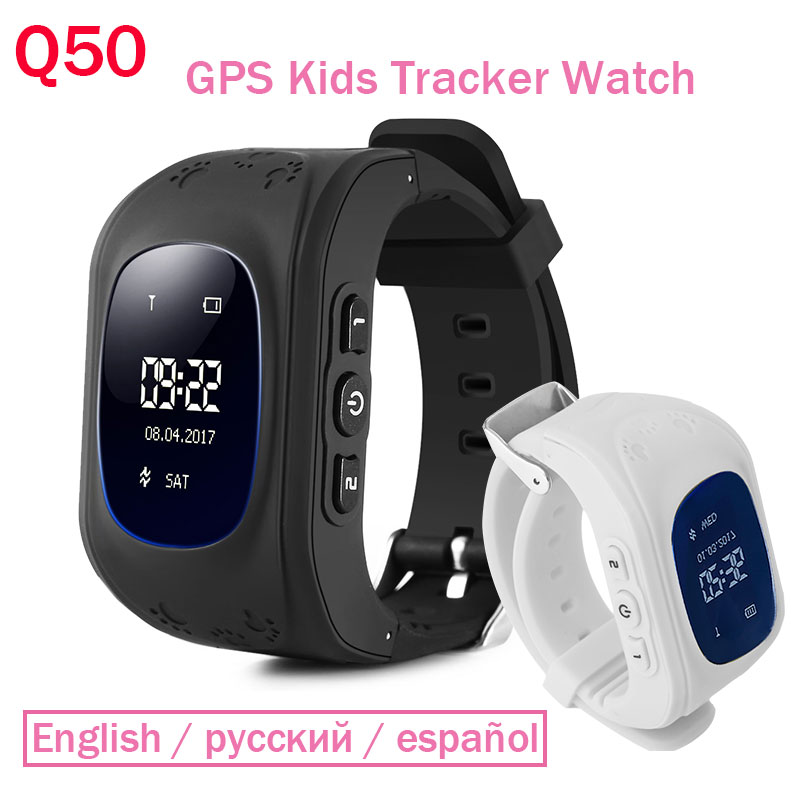 GPS smart Kinder kinder uhr SOS anruf location finder kind locator tracker anti-verloren monitor baby uhr IOS & Android