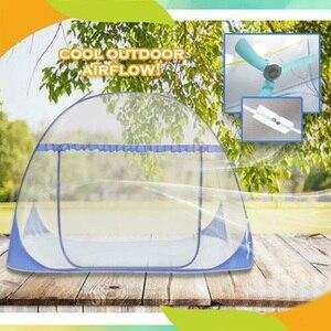 Mosquitera antimosquitos, tienda de campaña de malla para interiores y exteriores, mosquitera para jardín TP899