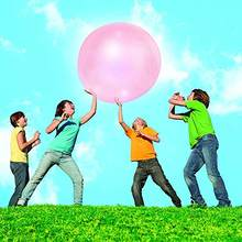 Menakjubkan Besar Inflatable Bubble Ball Anak-anak Outdoor Soft Squish Air Diisi Air Bola Meledakkan Balon Mainan Team Building(China)