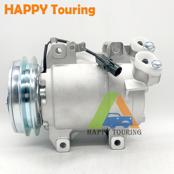For Dks15d ac compressor mitsubishi l200 Pickup Triton MN123625 5060121501 506012-1501 Z0016253A Z0009896A