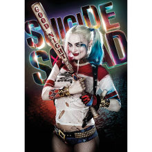 Diamond Embroidery Harley Quinn Suicide & joker 5D DIY Full Diamond Painting Cross Stitch Diamond Mosaic Kit Needlework Home Art(China)