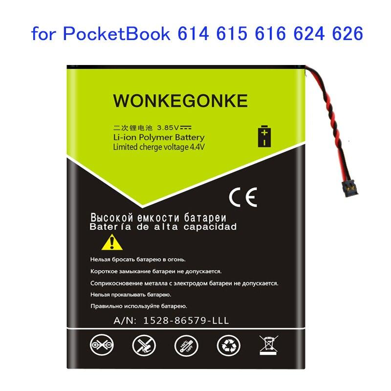 С подключения головной свет Батарея 3,7 V 1800 мА/ч для электронной книги PocketBook 614 615 616 624 626 Digma E628 R657 R659 батарея|Аккумуляторы для мобильных телефонов|   | АлиЭкспресс