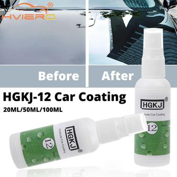 Paint Cleaner Polishes Waterproof Coating Cleaning Glass Auto Window Cleaner Repair Agent Hydrophobic Coating Polishing Paste 30ml hardness 10h super hydrophobic car glass coating car liquid coat paint care durability anti corrosion coating set