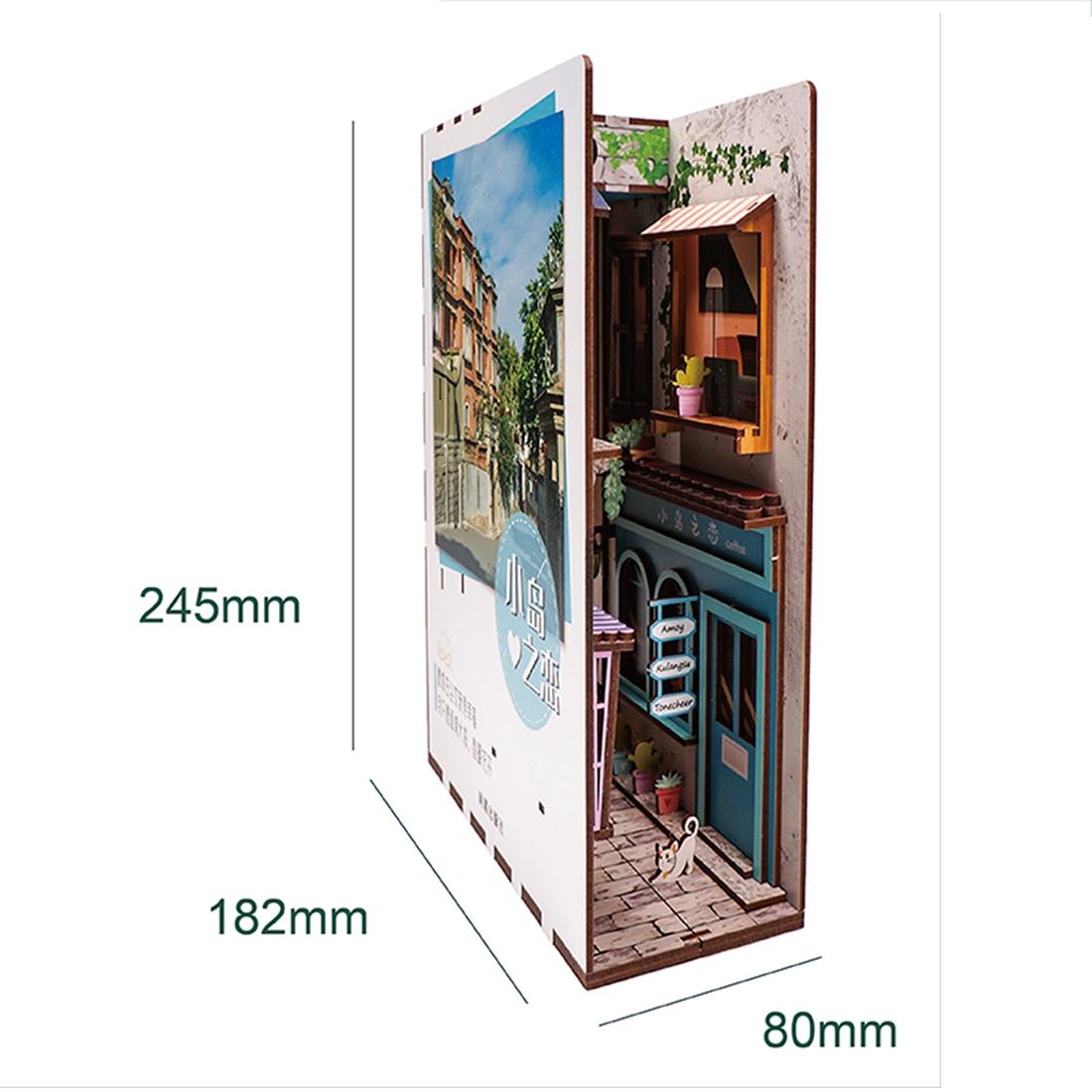 H04372add679342bdb6f651744cd0a3cbU - Robotime - DIY Models, DIY Miniature Houses, 3d Wooden Puzzle