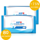 80 sheets Alcohol Wi...