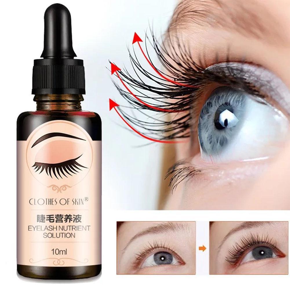 Eyelash Lash Lift Growth Serum Liquid Enhancer Vitamin E Treatment lash lift Eyes Lashes Mascara