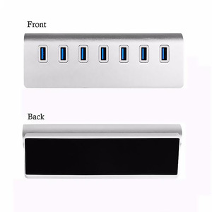Image 4 - Usb 3.0 Cable Usb Hub 3.0 Usb Splitter 7 Port Usb Splitter Adapter USB3.0 Extension Cable For Macbook Pc Laptop Hard Drives
