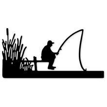 Мужские трафареты для рыбалки и высечки металла diy альбома