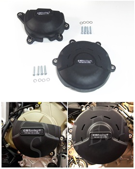 Motorcycle Engine Case Guard Protector Cover GB Racing For Ducati V4S Panigale 2018-2019-2020