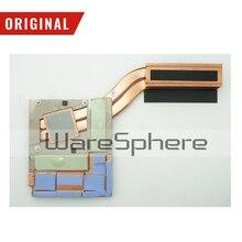 Охлаждающий Радиатор вентилятора GPU для Dell Precision M6800 ноутбук 0K6D33 K6D33 AT0W20020AL