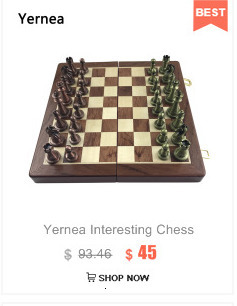 Novo jogo de xadrez conjunto padrão internacional
