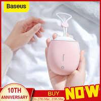 Baseus Heizung Wiederaufladbare Hand Wärmer 4000 mAh Notfall Power Bank LED Elektrische Hand Wärmer Handliche Elektro Heizung warm