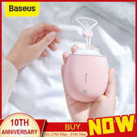 Baseus Heater Rechargeable Hand Warmer 4000 mAh Emergency Power Bank LED Electric Hand Warmer Handy Electric Heater warm
