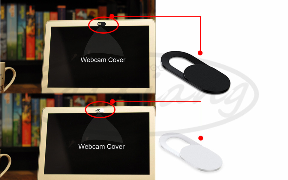 WebCam Cover Privacy Protection Shutter Sticker Camera for iPhone 6 7 8 plus Xiaomi Samsung Web Laptop iPad PC MacTablet Lens image