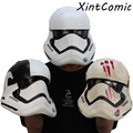 Star Wars El despertar de la fuerza soldado blanco máscara Starwars casco de látex máscaras de Horror Unisex adulto duro Latex Full face Props