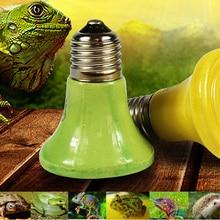 30 Вт/90 Вт мини Керамическая нагревательная лампа, нагреватель, лампа для домашних животных, черепаха, Цыпленок, ящерица, голубь, попугай, Hamsterh, теплый ночной Светильник для дома