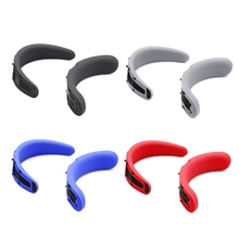 VR Sweatproof Front Foam Rear Foam Silicone Cover Set for Oculus Rift S Waterproof Anti Dirty Replacement Pads