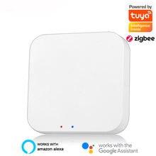 Zigbee 3.0 Gateway Smart HUB Wireless Home Bridge Homekit Tuya APP Remote Control Zigbee Protocol Support Alexa Google Assistant
