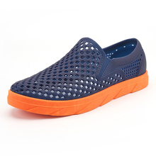 Summer Beach Sandals Men Shoes Breathable Aqua Shoes River Sea Slippers Men Outdoor Flip Flops Barefoot Shoes zapatos hombre