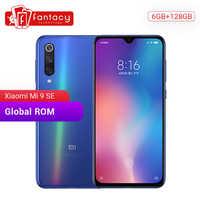 "Global Rom Xiaomi Mi 9 SE Mi9 SE Snapdragon 712 Octa Core 6GB 128GB 5.97"" AMOLED FHD Display Smartphone 48MP Triple Cameras"
