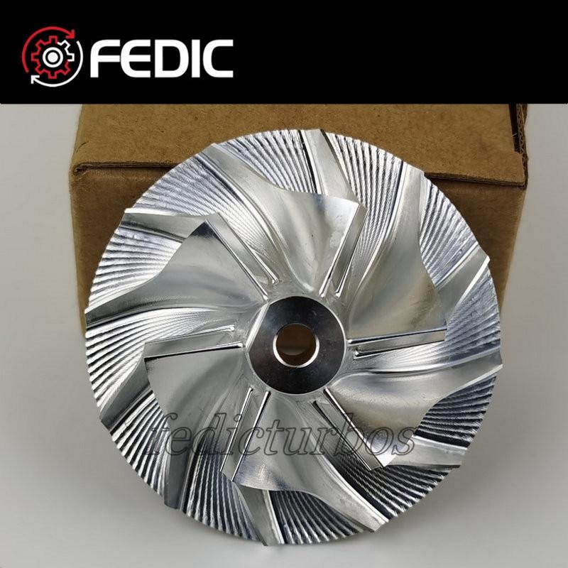Турбо MFS CT16V 17201-30150 17201-30180 17201-30181 турбо заготовка колеса для Toyota Hiace 3,0 D4D 126 кВт 171 HP 1KD-FTV 2007-