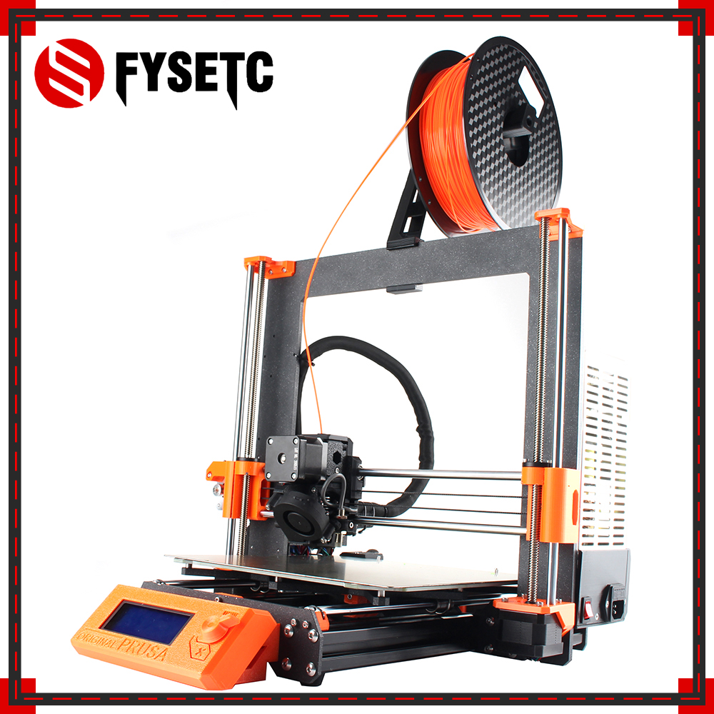 Clone <font><b>Prusa</b></font> <font><b>i3</b></font> MK3S <font><b>Printer</b></font> Full Kit Upgrade <font><b>Prusa</b></font> <font><b>i3</b></font> <font><b>MK3</b></font> To MK3S <font><b>3D</b></font> <font><b>Printer</b></font> DIY MK2.5/<font><b>MK3</b></font>/MK3S image