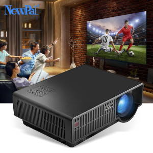 Image 2 - CLEARANCE SALE Android Projector 3D Full HD WiFi 4K Overhead Projector LED 3500Lumen Video Beamer with free 3D Glasses LED96