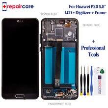 """2240x1080 58 """"для huawei p20 ЖК дисплей сенсорный экран"""