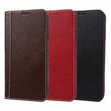YXAYN 100% luxurious Genuine leather Flip cover Phone Case Wallet Back Cove For iPhone X XR XS 8 7 Plus 11 Pro MAX