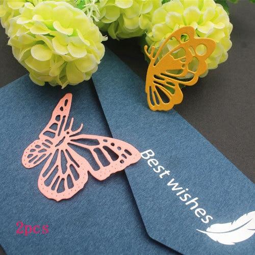 Butterfly DIY Metal Cutting Dies Stencil Scrapbooking Photo Album Card Maker
