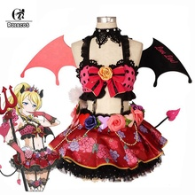 ROLECOS Lovelive Cosplay Costume Little Devil Love Live Cosp