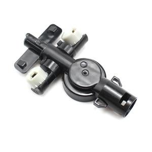 Image 1 - Car accessories Headlight Water Spray Nozzle Washer Jet Connector Adapter holder for Honda Lexus Mitsubishi Mazda Nissan Subaru