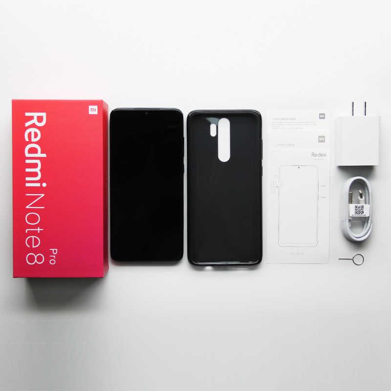 "Global Rom Xiaomi Redmi Note 8 Pro 6Gb 64Gb/128Gb Smartphone Mtk Helio G90T Octa Core 6.53 ""Fhd + Screen 64MP Quad Achteruitrijcamera"