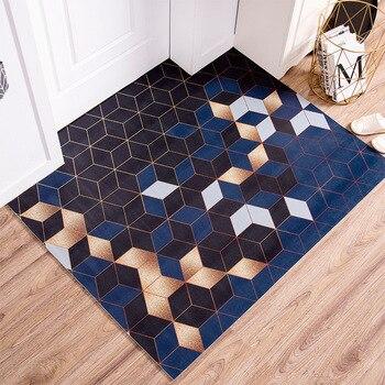 Felpudo para puerta de entrada de la casa alfombra para pasillo, pasillo,...