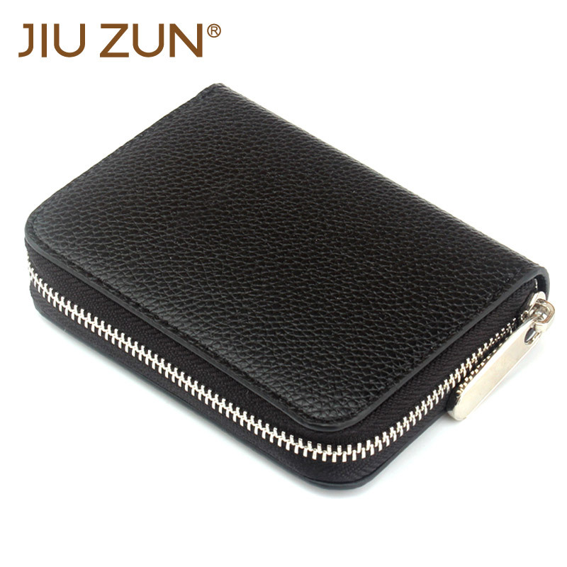 Hot Sales New Style Embossed Leather Short Zip Coin Purse With Key Chain Carrying Wallet Men's Women's Wallet