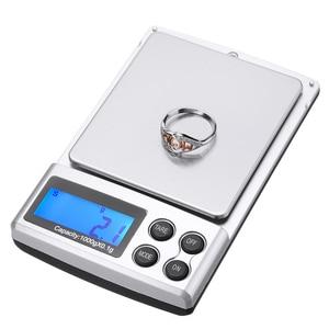 Mini Jewelry Scale 1000g/0.1g
