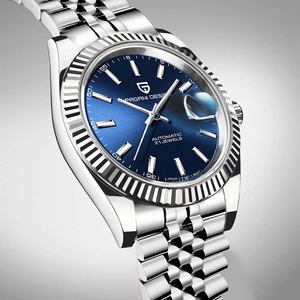 PAGANI DESIGN 2020 New Men's Watches Top Brand Luxury Automatic Watch Men Business Mechanical Steel Watch Men Relogio Masculino