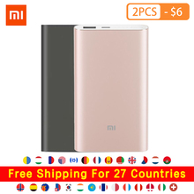 Original Xiaomi Power Bank 10000 mAh Pro Fast Charge 10000mAh Powerbank Quick Charger QC 2.0 Type-C External Battery Pack