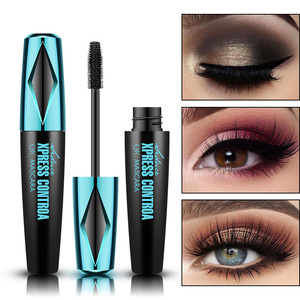 5D Fiber Mascara waterproof Eyelash natu